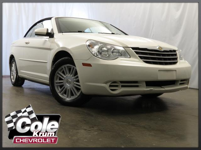 Used Chrysler Sebring 2dr Conv Touring FWD