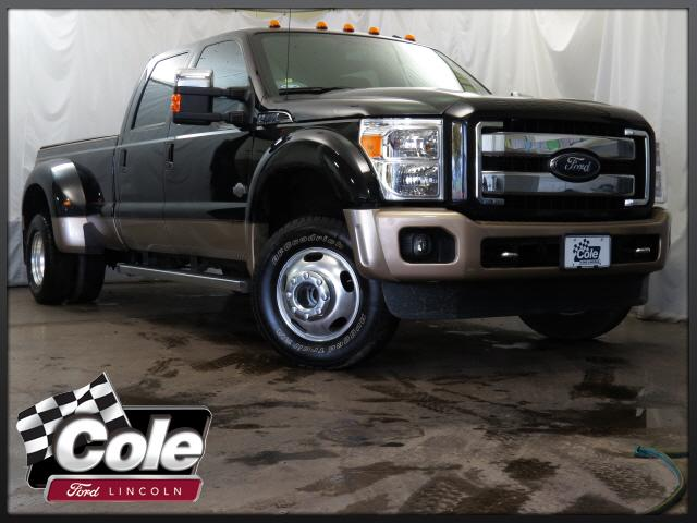 Used Ford Super Duty F-450 DRW 4WD Crew Cab 172 King Ranch