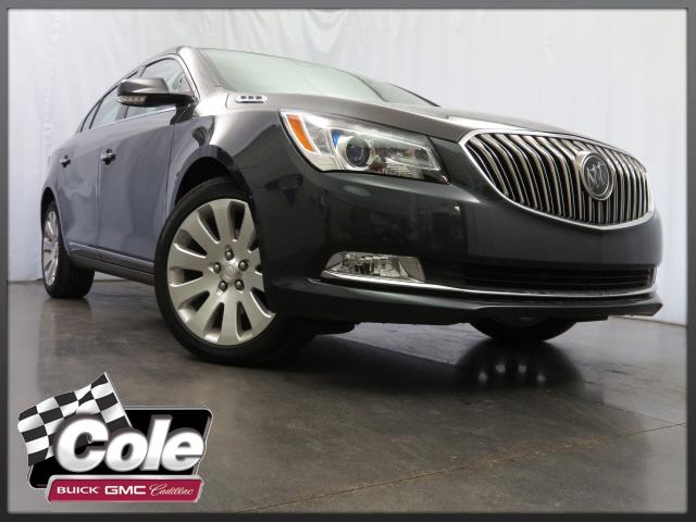 Certified Used Buick LaCrosse 4dr Sdn Premium I AWD