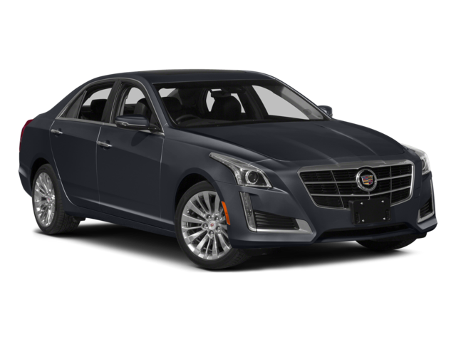New Cadillac CTS Sedan Luxury AWD
