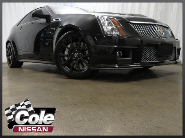 Used Cadillac CTS-V 2dr Cpe
