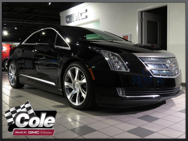 Certified Used Cadillac ELR 2dr Cpe