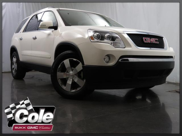 Certified Used GMC Acadia FWD 4dr SLT1