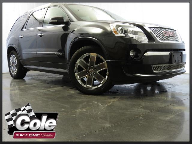 Certified Used GMC Acadia AWD 4dr Denali