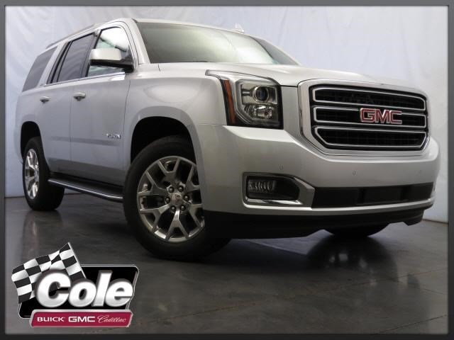 New GMC Yukon SLT