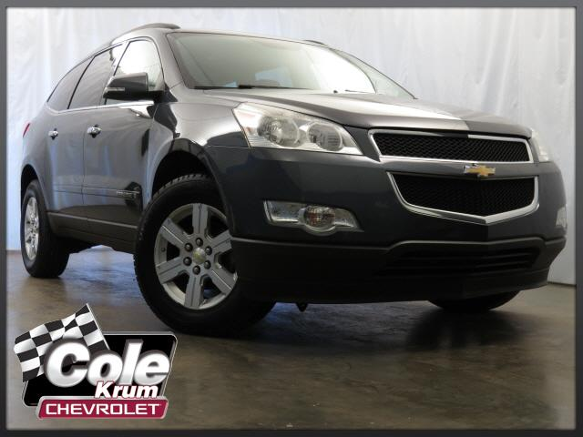 Used Chevrolet Traverse FWD 4dr LT w/1LT