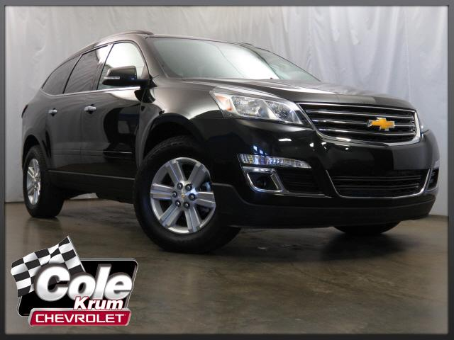 Certified Used Chevrolet Traverse AWD 4dr LT w/2LT