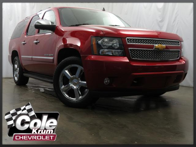 Certified Used Chevrolet Suburban 4WD 4dr 1500 LTZ