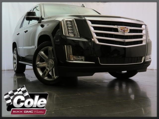 New Cadillac Escalade Luxury Collection