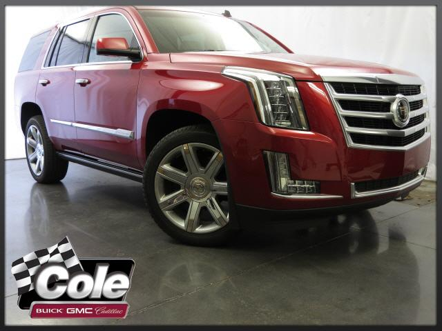 Certified Used Cadillac Escalade 4WD 4dr Premium