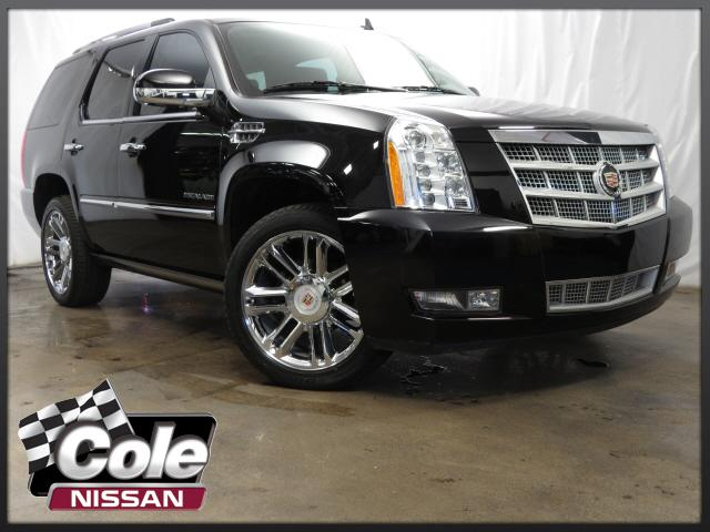 Used Cadillac Escalade AWD 4dr Platinum