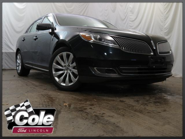 Certified Used Lincoln MKS 4dr Sdn 3.7L AWD