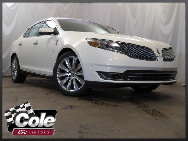 Certified Used Lincoln MKS 4dr Sdn 3.5L AWD EcoBoost