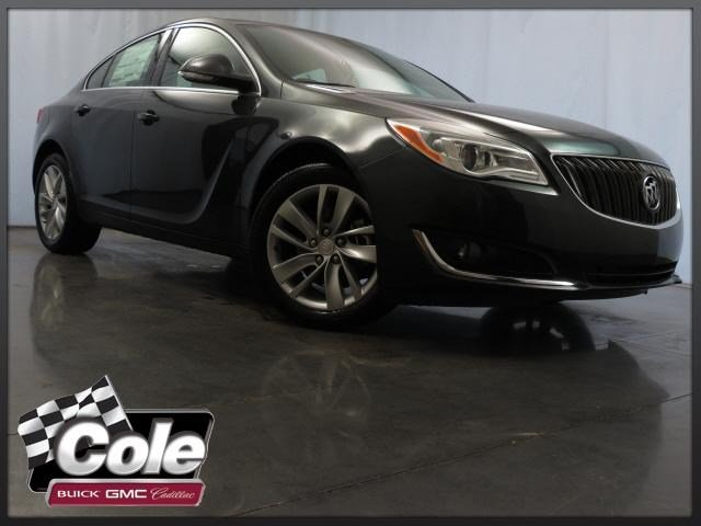 New Buick Regal 4dr Sdn Turbo FWD