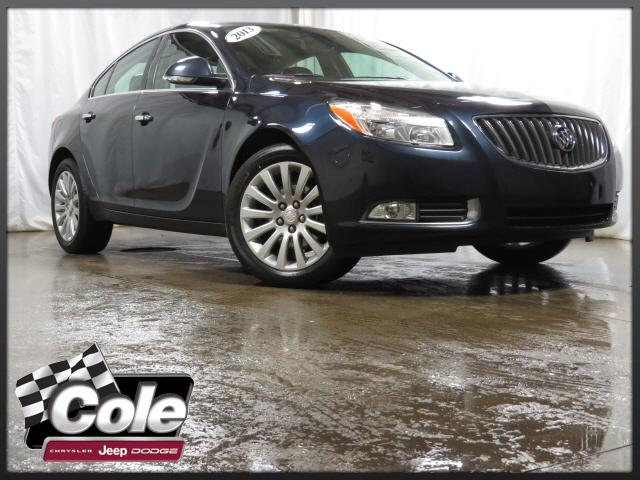 Used Buick Regal 4dr Sdn Turbo Premium 1