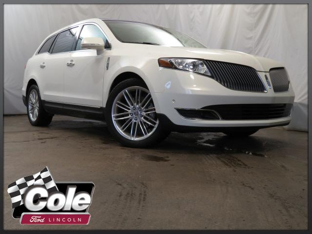Certified Used Lincoln MKT 4dr Wgn 3.5L AWD EcoBoost