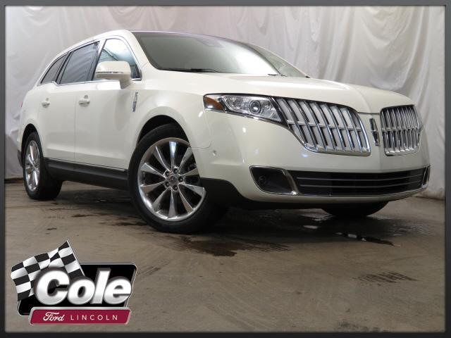 Certified Used Lincoln MKT 4dr Wgn 3.5L AWD w/EcoBoost