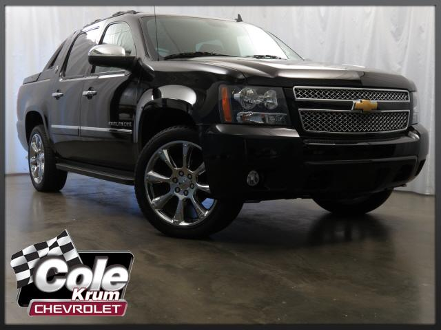 Certified Used Chevrolet Avalanche 4WD Crew Cab LTZ