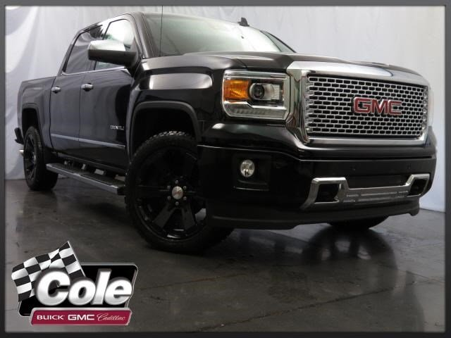 New GMC Sierra 1500 Denali