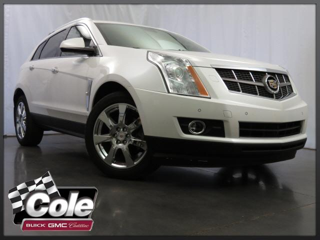 Certified Used Cadillac SRX AWD 4dr Premium Collection