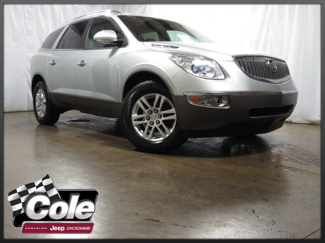 Used Buick Enclave FWD 4dr Base