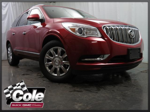 Certified Used Buick Enclave AWD 4dr Leather