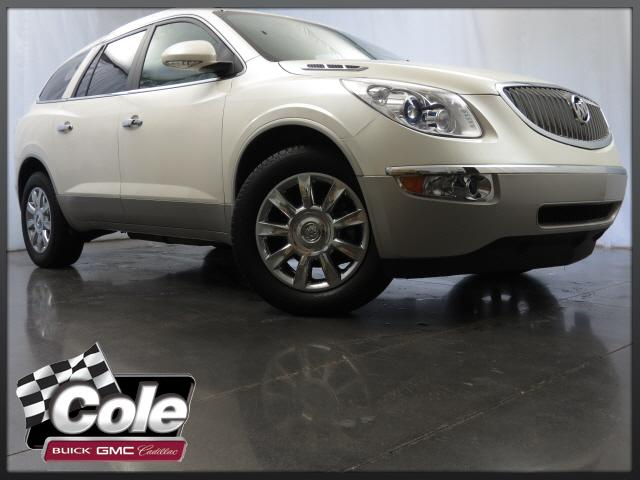 Certified Used Buick Enclave AWD 4dr Premium