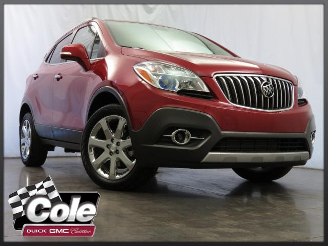 Certified Used Buick Encore AWD 4dr Leather