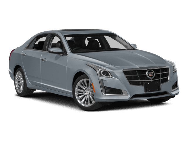 New Cadillac CTS Sedan Luxury RWD